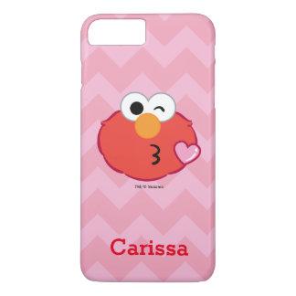 Elmo stellen das Werfen eines Kusses   addieren iPhone 8 Plus/7 Plus Hülle