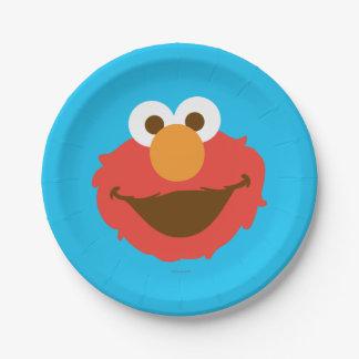 Elmo stellen gegenüber pappteller 17,8 cm