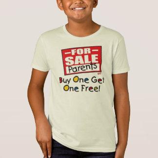 Eltern für Verkauf T-Shirt