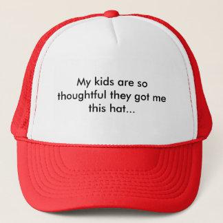 Eltern-Hut Truckerkappe