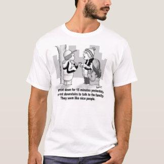 Eltern scheinen nett T-Shirt