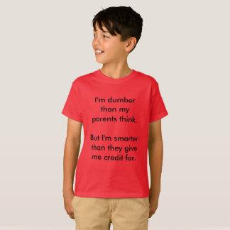 Eltern sind zum Kotzen T-Shirt