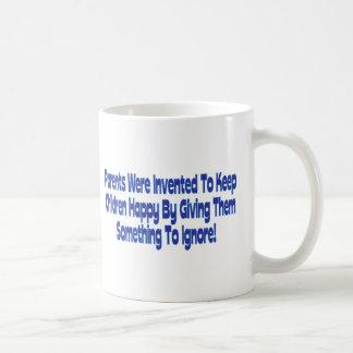 Eltern wurden erfunden tasse