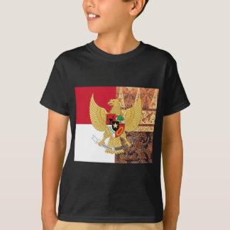 Emblem von Indonesien - Garuda Pancasila T-Shirt