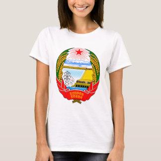 Emblem von Nordkorea T-Shirt