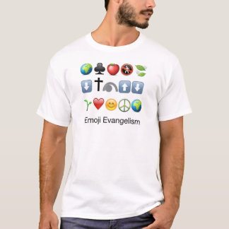 Emoji Evangelism T-Shirt
