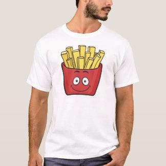 Emoji Pommes-Frites T-Shirt