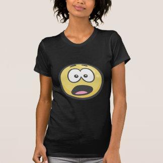 Emoji: Qualvolles Gesicht T-Shirt
