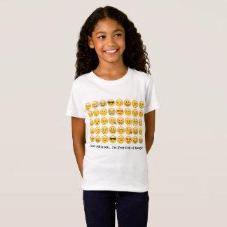 Emoji Shirt für Kinder