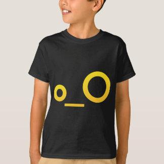 Emotico: Verwirrt! (auf Dunkelheit) T-Shirt