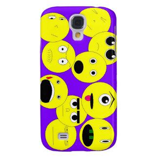Emoticons Galaxy S4 Hülle