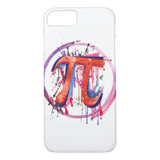 Emotionaler PU, Aktions-Malerei-Kunst iPhone 8/7 Hülle