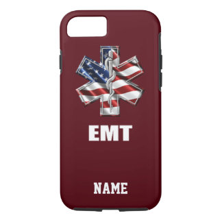 """EMT/EMS"" iPhone 7 STARKER FALL iPhone 8/7 Hülle"