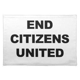 Enden-Bürger vereinigt Tischset