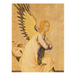 Engel Gabriel Postkarte