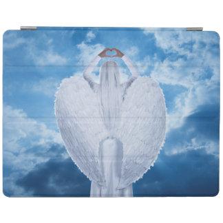 Engel in den Wolken iPad Hülle