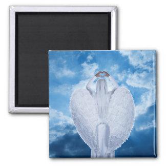 Engel in den Wolken Quadratischer Magnet