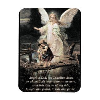 Engel, Kinder, Brücke, Gedicht Magnet