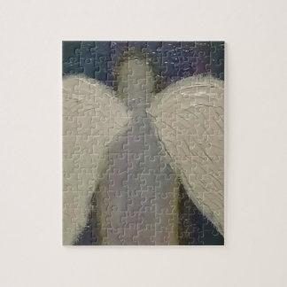 Engels-Flügel Puzzle
