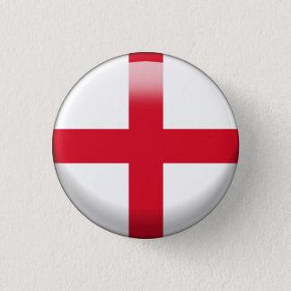 England-Flagge Runder Button 2,5 Cm