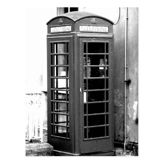 Englische Telefon Kabine Postkarte Zazzle At