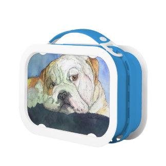 Englischer BulldoggeLunchbox Brotdose