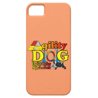 Englisches Cockerspaniel-Agility iPhone 5 Etui