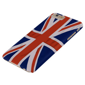Englisches Flagge iPhone 6/6S plus kaum dort Fall Barely There iPhone 6 Plus Hülle