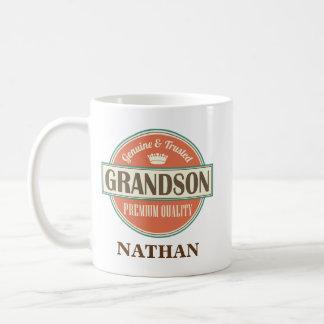 Enkel-personalisiertes Büro-Tassen-Geschenk Tasse