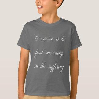 Entdeckungs-Bedeutung T-Shirt
