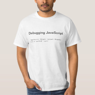 Entstörungs-Javascript T-Shirt
