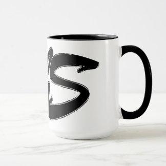 Entwerfen Sie durch Sicctee Schwarzes 15 Tasse