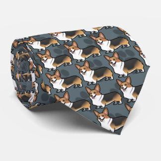 Entwerfen Sie Ihr eigenes Haustier Bedruckte Krawatten