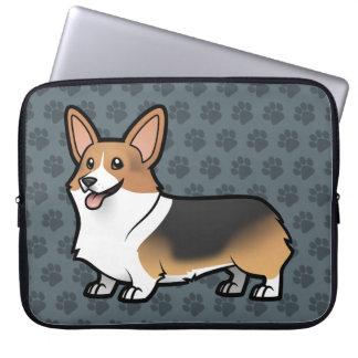 Entwerfen Sie Ihr eigenes Haustier Laptop Computer Schutzhülle