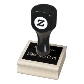 Entwerfen Sie Ihr eigenes personalisiertes Gummistempel