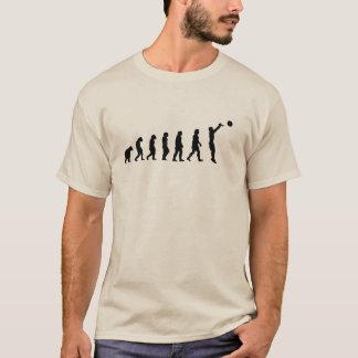 Entwicklung basquete T-Shirt