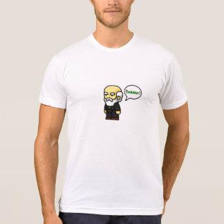 Entwicklung - charles Darwin T-Shirt