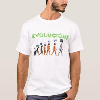 Entwicklung des Internets? T-Shirt