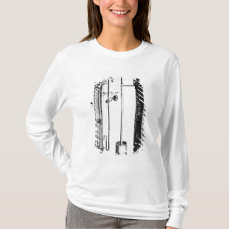 Entwicklung Roberts Boyles der Wasserpumpe T-Shirt