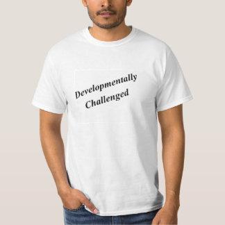Entwicklungs- angefochten T-Shirt