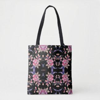 entworfene Taschenblumentasche