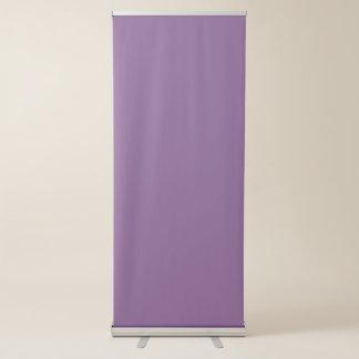 Entwurf der SCHABLONE DIY Ihre Selbst addieren Ausziehbarer Banner