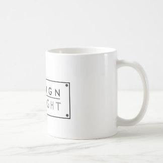 Entwurf-Einblick Kaffeetasse