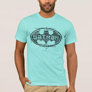 Entwurfs-Logo Batmans | T-Shirt