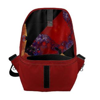 Entwurfs-Patchwork-Entwurfs-Bote-Tasche Kuriertaschen