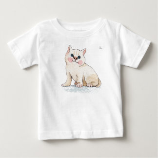 Entzückend cat cub T_-_shirt_. Baby T-shirt
