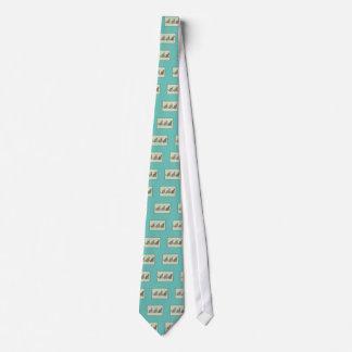 """Entzückendes abstraktes Katzenpatchwork """"der Bedruckte Krawatten"""