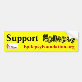Epilepsie Autoaufkleber