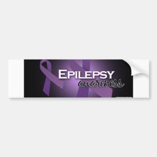 Epilepsie-Bewusstsein Autoaufkleber