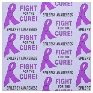 Epilepsie: Kampf für die Heilung! Stoff